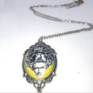 rebecca elizabeth co Jewelry - Bride of Frankenstein Necklace